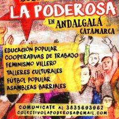 ¡Subite a La Poderosa en Andagalá!