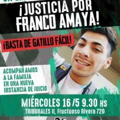 Vení a gritar por Franco Amaya