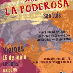 Subite al colectivo más Poderoso de San Luis