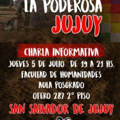 ¡Subite a La Poderosa en Jujuy!