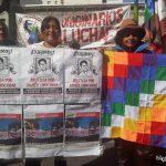 Juicio a los asesinos del comunero indígena Chocobar