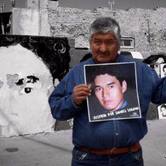 Perpetua a los desaparecedores de Daniel Solano