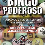 Bingo poderoso en Fátima