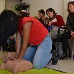 En la Casa de la Mujer, aprendemos a salvar vidas