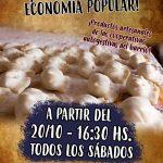 ¡Gran feria de la Economía Popular!