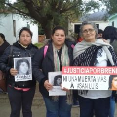 ¡Queremos justicia para Brenda!
