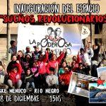 """Inauguración del Espacio """"Sueños Revolucionarios"""""""