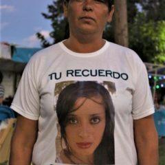 «Sé que no va a haber justicia por mi hija»
