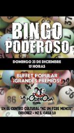 ¡Bingo poderoso en Fátima!