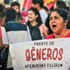 """""""Empoderadas desde el feminismo villero"""""""