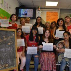 Para las mujeres de la villa 21-24, ¡Salud integral y popular!