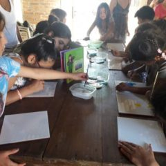 Una experiencia de educación disidente, feminista, villera y popular
