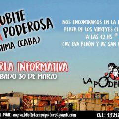 ¡Subite a La Poderosa en Fátima!