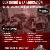 Colaborá con la Educación en los barrios de Tucumán
