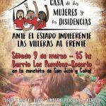¡Sororidad villera: En Santa Fe inauguramos la primera Casa de las Mujeres y Disidencias!