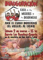 ¡Inauguramos en Santa Fe la Casa de las Mujeres y Disidencias!