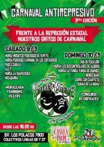 Los invitamos a nuestro Carnaval antirrepresivo