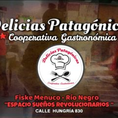 Probá las Delicias Patagónicas de Fiske Menuco