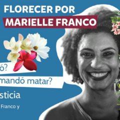 Marielle Franco, ¡Presente!
