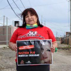 ¡Justicia por Marcela Chocobar!