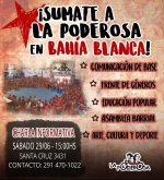 Subite a La Poderosa en Bahía Blanca