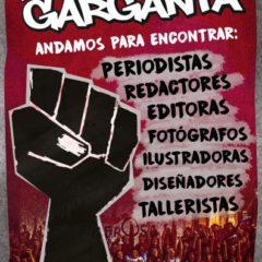 Suma tu grito a La Garganta en Córdoba