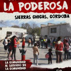 La moto poderosa en Sierras Chicas