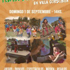 10 años de festejo en Villa Cordobita