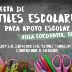 La educación popular en Villa Cordobita resiste