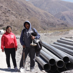 Agua para Juella, una lucha ancestral