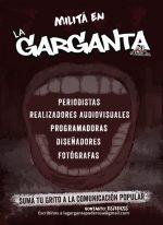 ¡Gritá con La Garganta!