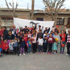 Día de la niñez en el Solidaridad