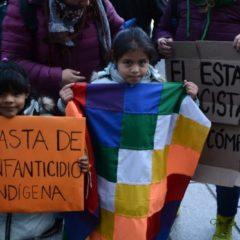 Basta de infanticidio indígena