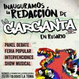 ¡Inauguramos nuestra redacción en Rosario!