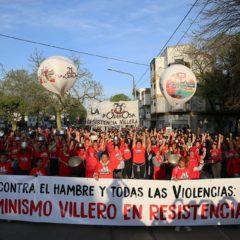 Contra el hambre y todas las violencias