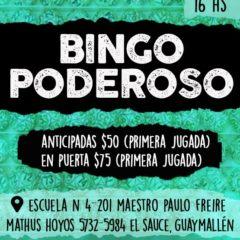 Poderoso Bingo en Guaymallén