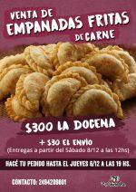 Empanaditas caseras en Tandil