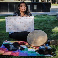 En Chile ya nos quitaron todo, hasta el miedo