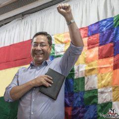 """""""Nos jugamos el futuro del pueblo boliviano"""""""