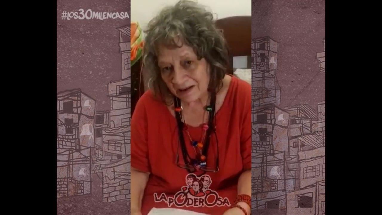 Los 30 Mil en Casa: Rita Segato