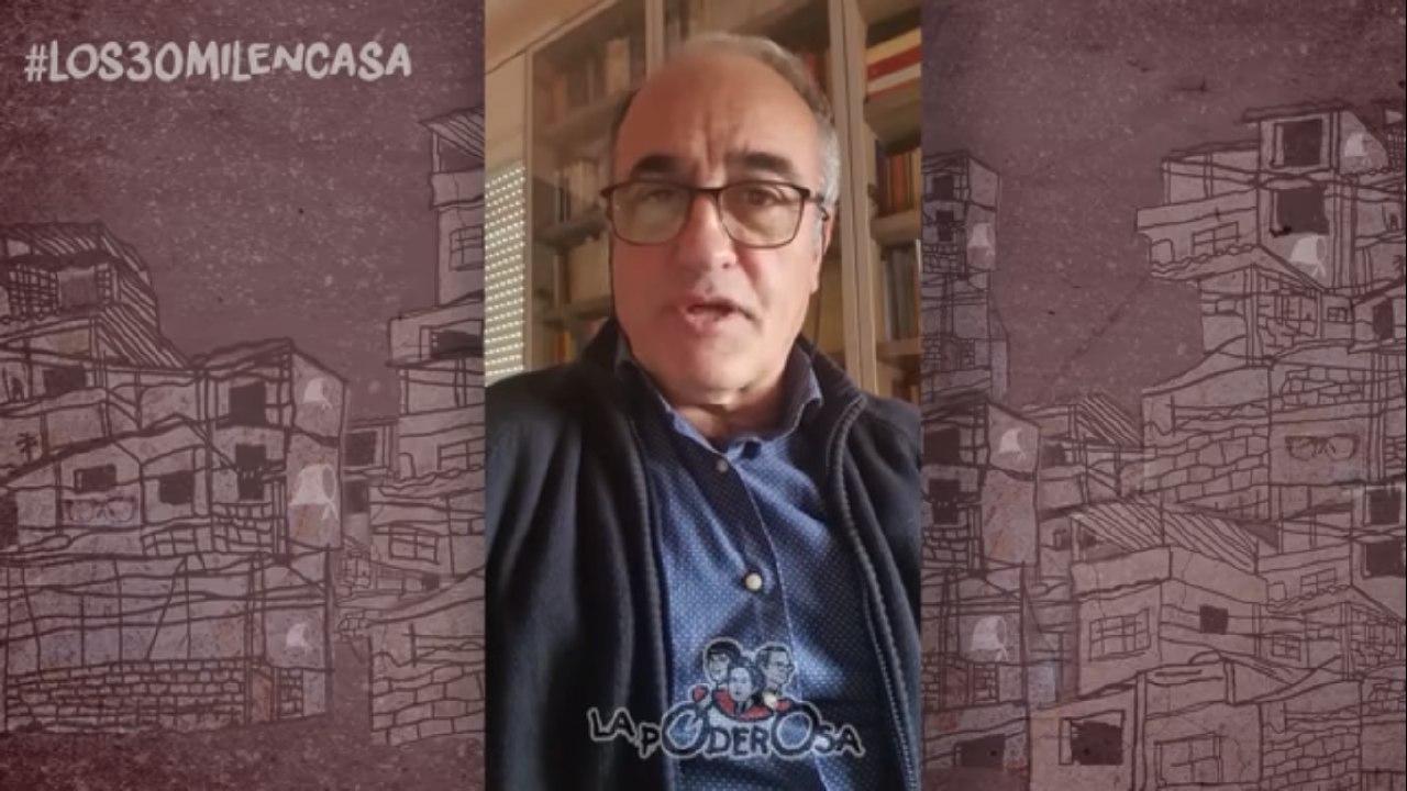 Los 30 Mil en Casa: Francesc Orella