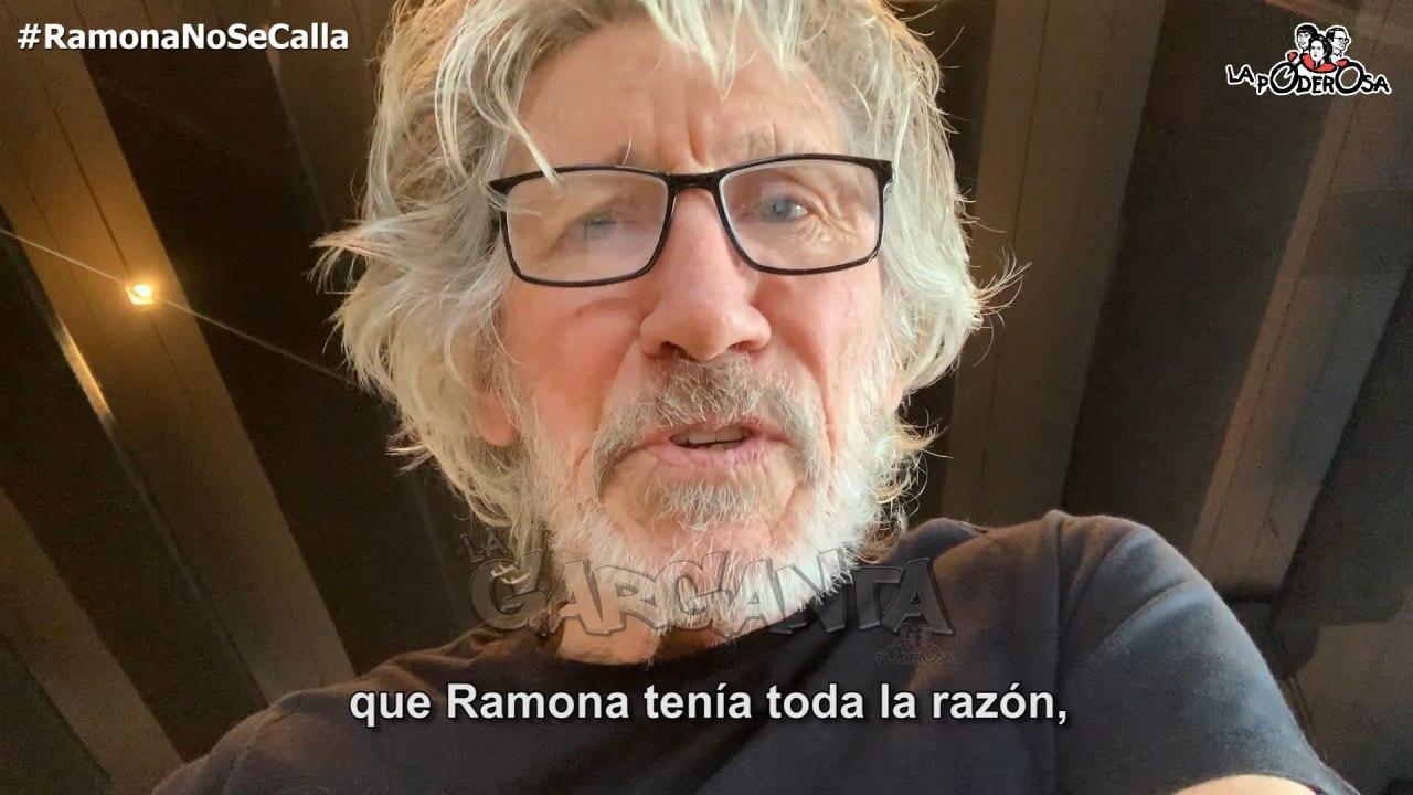 Hoy canta Roger Waters, para todo el barrio Mugica